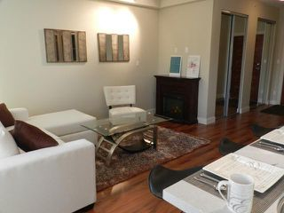 "Photo 2: 404 2138 OLD DOLLARTON Road in North Vancouver: Seymour Condo for sale in ""MAPLEWOOD NORTH"" : MLS®# V902282"
