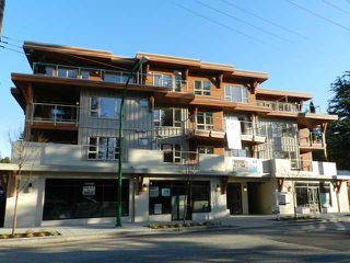 "Photo 1: 404 2138 OLD DOLLARTON Road in North Vancouver: Seymour Condo for sale in ""MAPLEWOOD NORTH"" : MLS®# V902282"