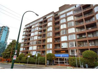 "Photo 9: 710 950 DRAKE Street in Vancouver: Downtown VW Condo for sale in ""ANCHOR POINT II"" (Vancouver West)  : MLS®# V908981"