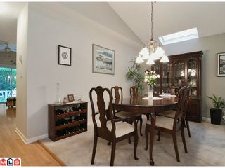 "Photo 4: 141 9208 208TH Street in Langley: Walnut Grove Townhouse for sale in ""Churchill Park"" : MLS®# F1125215"