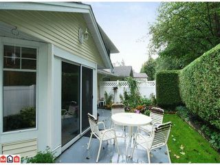 "Photo 10: 141 9208 208TH Street in Langley: Walnut Grove Townhouse for sale in ""Churchill Park"" : MLS®# F1125215"