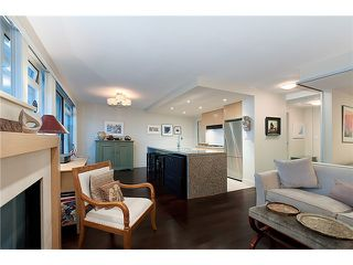 """Photo 4: 406 5958 IONA Drive in Vancouver: University VW Condo for sale in """"ARGYLL HOUSE EAST."""" (Vancouver West)  : MLS®# V918526"""