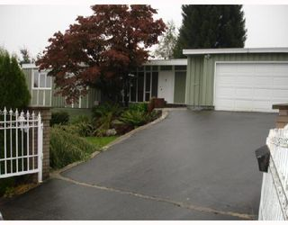 Main Photo: 865 Andover Cresent in West Vancouver: British Properties House  : MLS®# V671823