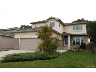 Main Photo: 262 Southbridge Drive in WINNIPEG: Windsor Park / Southdale / Island Lakes Residential for sale (South East Winnipeg)  : MLS®# 1321692