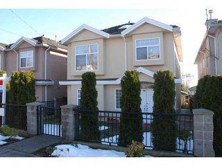 Main Photo: 5308 CLINTON Street in Burnaby: South Slope House for sale (Burnaby South)  : MLS®# V1049491