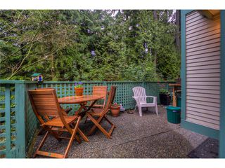 """Photo 9: 5 65 FOXWOOD Drive in Port Moody: Heritage Mountain Townhouse for sale in """"FOREST HILLS"""" : MLS®# V1054464"""