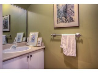 """Photo 8: 5 65 FOXWOOD Drive in Port Moody: Heritage Mountain Townhouse for sale in """"FOREST HILLS"""" : MLS®# V1054464"""