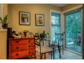 """Photo 7: 5 65 FOXWOOD Drive in Port Moody: Heritage Mountain Townhouse for sale in """"FOREST HILLS"""" : MLS®# V1054464"""