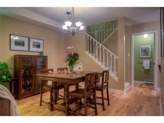 """Photo 3: 5 65 FOXWOOD Drive in Port Moody: Heritage Mountain Townhouse for sale in """"FOREST HILLS"""" : MLS®# V1054464"""