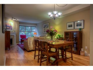 """Photo 4: 5 65 FOXWOOD Drive in Port Moody: Heritage Mountain Townhouse for sale in """"FOREST HILLS"""" : MLS®# V1054464"""