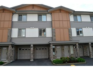 Photo 2: 43 34248 KING Road in Abbotsford: Poplar Townhouse for sale : MLS®# F1410319