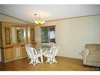 Photo 4: 55 2780 Spencer Rd in VICTORIA: La Langford Lake Manufactured Home for sale (Langford)  : MLS®# 685530