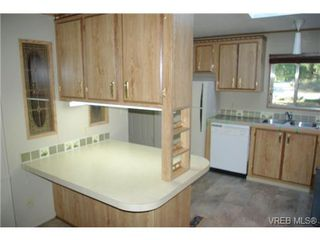 Photo 3: 55 2780 Spencer Rd in VICTORIA: La Langford Lake Manufactured Home for sale (Langford)  : MLS®# 685530