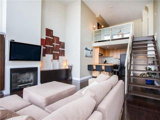 "Photo 3: PH3 933 SEYMOUR Street in Vancouver: Downtown VW Condo for sale in ""THE SPOT"" (Vancouver West)  : MLS®# V1094972"