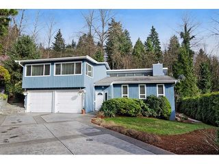 Photo 1: 1259 CHARTER HILL Drive in Coquitlam: Upper Eagle Ridge House for sale : MLS®# V1108710