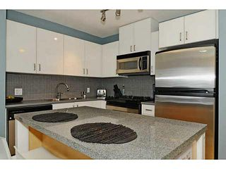 "Photo 6: 705 175 W 1ST Street in North Vancouver: Lower Lonsdale Condo for sale in ""Time"" : MLS®# V1117468"