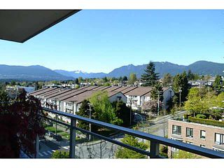 "Photo 10: 705 175 W 1ST Street in North Vancouver: Lower Lonsdale Condo for sale in ""Time"" : MLS®# V1117468"