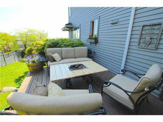 """Photo 12: 139 1685 PINETREE Way in Coquitlam: Westwood Plateau Townhouse for sale in """"THE WILTSHIRE"""" : MLS®# V1121776"""