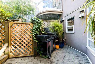 "Photo 12: 203 908 W 7TH Avenue in Vancouver: Fairview VW Condo for sale in ""LAUREL BRIDGE"" (Vancouver West)  : MLS®# R2008166"