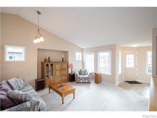 Photo 2: 393 Rougeau Avenue in WINNIPEG: Transcona Residential for sale (North East Winnipeg)  : MLS®# 1528891