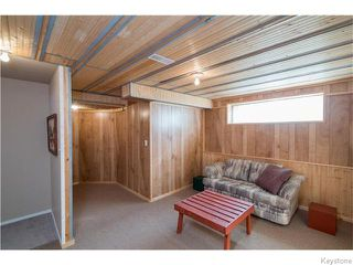 Photo 14: 393 Rougeau Avenue in WINNIPEG: Transcona Residential for sale (North East Winnipeg)  : MLS®# 1528891