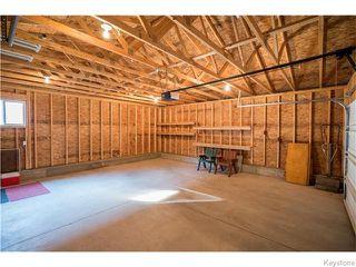Photo 17: 393 Rougeau Avenue in WINNIPEG: Transcona Residential for sale (North East Winnipeg)  : MLS®# 1528891