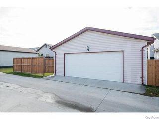 Photo 20: 393 Rougeau Avenue in WINNIPEG: Transcona Residential for sale (North East Winnipeg)  : MLS®# 1528891