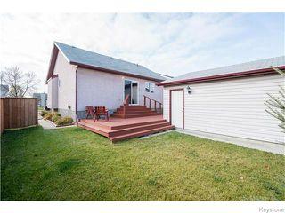 Photo 19: 393 Rougeau Avenue in WINNIPEG: Transcona Residential for sale (North East Winnipeg)  : MLS®# 1528891