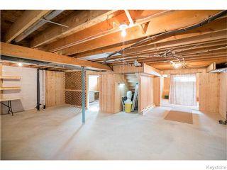 Photo 15: 393 Rougeau Avenue in WINNIPEG: Transcona Residential for sale (North East Winnipeg)  : MLS®# 1528891