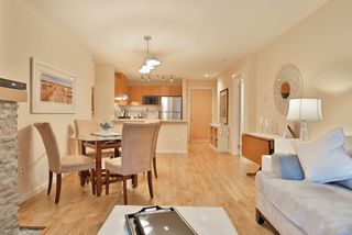 "Photo 6: 102 400 KLAHANIE Drive in Port Moody: Port Moody Centre Condo for sale in ""TIDES"" : MLS®# R2013966"