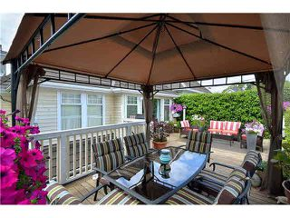 Main Photo: 1312 LABURNUM STREET in : Kitsilano House 1/2 Duplex for sale : MLS®# V964744