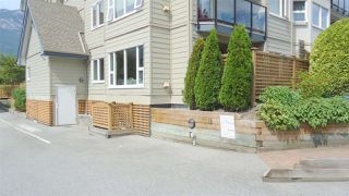 Photo 2: 101 1466 PEMBERTON Avenue in Squamish: Downtown SQ Condo for sale : MLS®# R2072860