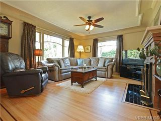 Photo 3: 2875 Rockwell Ave in VICTORIA: SW Gorge Single Family Detached for sale (Saanich West)  : MLS®# 732748