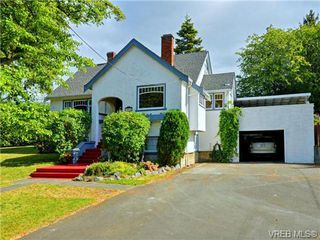 Photo 1: 2875 Rockwell Ave in VICTORIA: SW Gorge Single Family Detached for sale (Saanich West)  : MLS®# 732748
