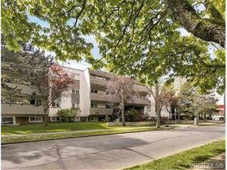 Main Photo: 213 909 Pembroke St in VICTORIA: Vi Central Park Condo for sale (Victoria)  : MLS®# 736573