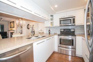 """Photo 3: 2 1215 BRUNETTE Avenue in Coquitlam: Maillardville Townhouse for sale in """"FONTAINE BLEU"""" : MLS®# R2114041"""