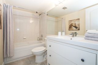 """Photo 13: 2 1215 BRUNETTE Avenue in Coquitlam: Maillardville Townhouse for sale in """"FONTAINE BLEU"""" : MLS®# R2114041"""