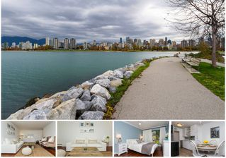 "Photo 1: 206 1425 CYPRESS Street in Vancouver: Kitsilano Condo for sale in ""Cypress West"" (Vancouver West)  : MLS®# R2119084"