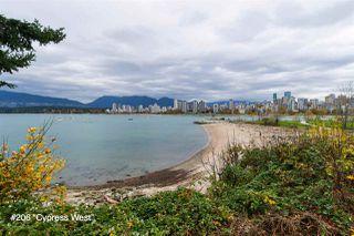 "Photo 19: 206 1425 CYPRESS Street in Vancouver: Kitsilano Condo for sale in ""Cypress West"" (Vancouver West)  : MLS®# R2119084"