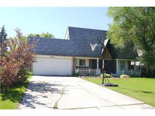 Photo 1: 56 Lakeside Drive in Winnipeg: Waverley Heights Residential for sale (1L)  : MLS®# 1629710