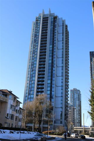 "Photo 1: 706 1178 HEFFLEY Crescent in Coquitlam: North Coquitlam Condo for sale in ""OBELISK"" : MLS®# R2130513"