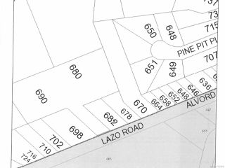 Photo 2: 682 Lazo Rd in COMOX: CV Comox Peninsula Land for sale (Comox Valley)  : MLS®# 752959