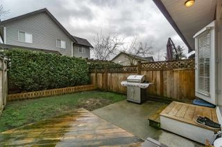 "Photo 18: 89 18199 70 Avenue in Surrey: Cloverdale BC Townhouse for sale in ""AUGUSTA"" (Cloverdale)  : MLS®# R2150184"