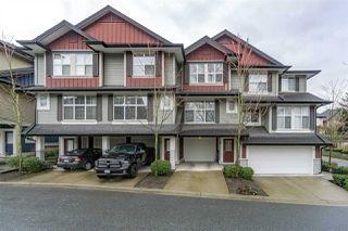 "Photo 1: 89 18199 70 Avenue in Surrey: Cloverdale BC Townhouse for sale in ""AUGUSTA"" (Cloverdale)  : MLS®# R2150184"