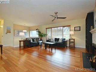 Photo 2: 4561 Montford Crescent in VICTORIA: SE Gordon Head Single Family Detached for sale (Saanich East)  : MLS®# 376083