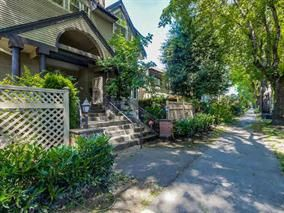 Photo 3: 1465 WALNUT Street in Vancouver: Kitsilano Townhouse for sale (Vancouver West)  : MLS®# R2170959