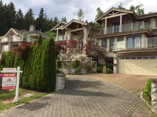 Main Photo: Chippendale Rd in West Vancouver: Canterbury WV House for rent
