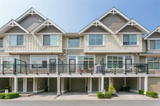 "Photo 1: 14 19525 73 Avenue in Surrey: Clayton Townhouse for sale in ""UPTOWN"" (Cloverdale)  : MLS®# R2197473"