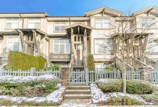 "Photo 1: 3 9333 SILLS Avenue in Richmond: McLennan North Townhouse for sale in ""Jasmine Lane"" : MLS®# R2235788"