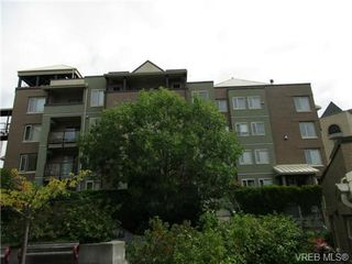 Photo 1: 220 29 Songhees Road in VICTORIA: VW Songhees Residential for sale (Victoria West)  : MLS®# 368938
